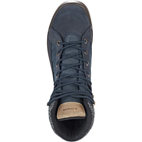 Lowa Isarco III GTX Boots mi-hautes Homme, navy
